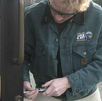 Types of Work That Locksmiths Do