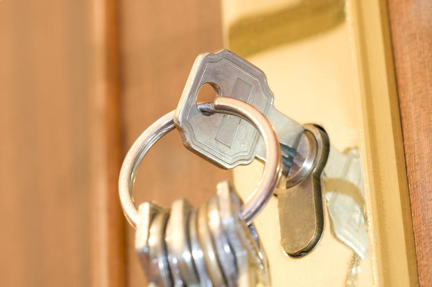 Euro Door lock