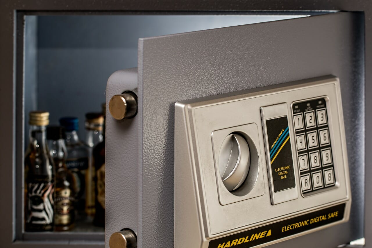 London locksmiths can install safes to your property